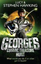 george s cosmic treausure hunt lucy hawking stephen hawking 9780552559614