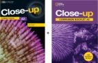 close up a2 student's book + online student zone + self study companion 9781473764514
