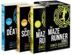 the maze runner series (classic box set) james dashner 9781909489714