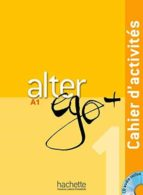alter ego plus 1 ejer + cd 9782011558114