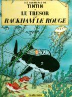 les aventures de tintin volume 12, le trésor de rackham le rouge 9782203001114