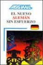 assimil el nuevo aleman sin esfuerzo (cd) h. scheneirder 9782700512014