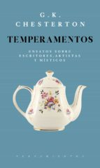 temperamentos gilbert keith chesterton 9786079409814