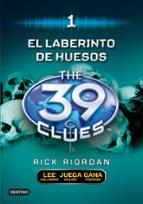 the 39 clues 1: el laberinto de los huesos rick riordan 9788408098614
