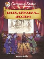 (pe) comic stilton 16. luces, cámara y... ¡acción! geronimo stilton 9788408127314