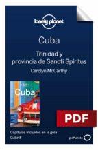 cuba 8_9. trinidad y provincia de sancti spíritus (ebook) brendan sainsury carolyn mccarthy 9788408198314