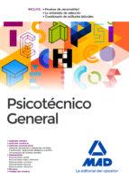 psicotecnico general-9788414201114
