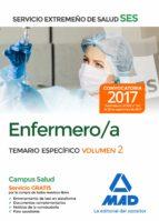 enfermero/a del servicio extremeño de salud (ses): temario especifico (vol. 2) 9788414211014