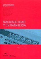 nacionalidad y extranjería carmen parra rodriguez 9788415663614