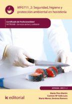seguridad e higiene y protección ambiental en hostelería. hotr0508 (ebook) 9788415730514