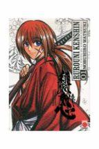 rurouni kenshin integral nº 1 nobuhiro watsuki 9788415830214