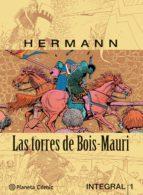 torres de bois mauri hermann huppen 9788416051014