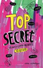 top secret: diario para mentes creativas-idoia iribertegui-9788416712014