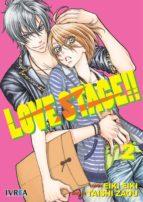 love stage nº 2 hashigo sakurabi 9788416905614