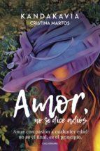 amor, no se dice adiós (ebook)-cristina martos-9788417164614