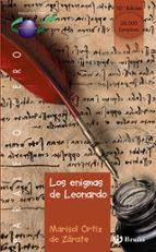 los enigmas de leonardo-marisol ortiz de zarate-9788421691014
