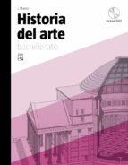 historia del arte (2º bachillerato)-9788421840214