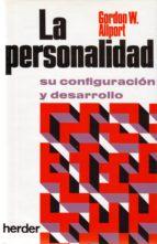 la personalidad: su configuracion y desarrollo-gordon w. allport-9788425404214