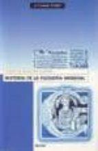 historia de la filosofia medieval (4ª ed.)-francisco canals vidal-9788425410314