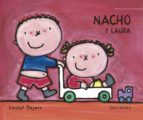 nacho y laura (mayusculas) liesbet slegers 9788426359414