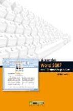 aprender word 2007 con 100 ejercicios practicos-9788426715814