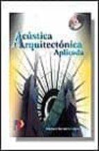 acustica arquitectonica aplicada nd/agt-manuel recuero lopez-9788428325714