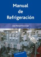 manual de refrigeracion juan manuel franco lijo 9788429180114