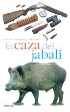 la caza del jabali pascal durantel 9788430553914