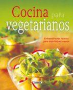 cocina para vegetarianos 9788430570614