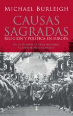 causas sagradas michael burleigh 9788430606214