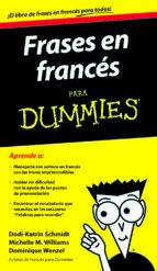 frases de frances para dummies dodi katrin schmid 9788432920714