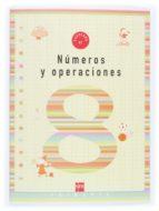 cuaderno de numeros y operaciones 8 (3º educacion primaria) 9788434898714