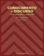 El libro de Conocimiento y discurso: claves para inferir y comprender autor VV.AA. PDF!