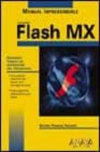 flash mx (manuales imprescindibles)-antonio paniagua navarro-9788441513914
