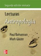 antropologia. lecturas-paul bohannan-9788448166014