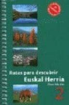 rutas para descubrir euskal herria-9788460770114
