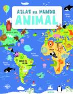 atlas del mundo animales 9788466237314