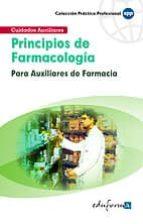 principios de farmacologia para los auxiliares de farmacia-9788466556514