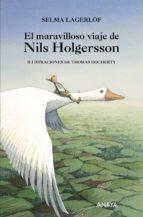 el maravilloso viaje de nils holgersson-selma lagerlof-9788466753814