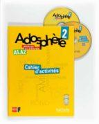 francés  adosphère 2º eso cahier d activités-9788467545814