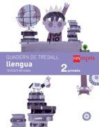 llengua 2º educacion primaria quadern 3º trimestre saba 2015 (valenciano) 9788467579314