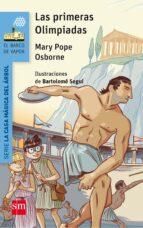 las primeras olimpiadas-mary pope osborne-9788467591514