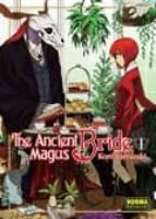 the ancient magus: bride 01 kore yamazaki 9788467922714