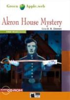 akron house mystery book + cd-9788468210414