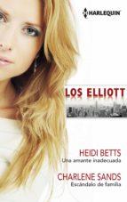 una amante inadecuada; escandalo de familia-heidi betts-charlene sands-9788468745114