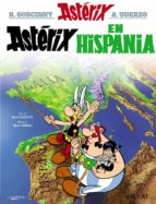 astérix en hispania rene goscinny 9788469602614
