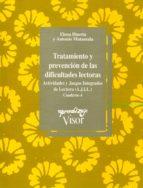 tratamiento y prevencion de las dificultades lectoras. cuaderno 4 elena huerta antonio matamala 9788477741114
