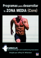 programas para desarrollar la zona media (core)-jeffrey m. willardson-9788479029814