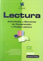 lectura 4º libro 1: actividades y ejercicios de comprension y flu idez lectora-9788481051414