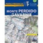monte perdido y gavarnie: mapas pirenaicos (1:25000) miguel angulo 9788482165714